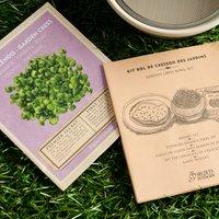 Garden Cress Bowl Set - Bowl Gifts