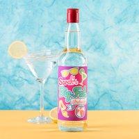 Personalised Vodka - Big Fat Weekender - Vodka Gifts