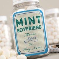 Personalised Mints - Mint Boyfriend - Mint Gifts