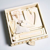 Wedding Box Gift Set