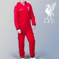 Personalised Adult Liverpool Onesie - Onesie Gifts