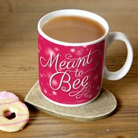 Personalised Me To You Mug - Tatty Teddy, Meant To Bee - Tatty Teddy Gifts
