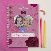 Photo Upload Notebook - Special Grandma
