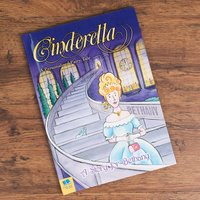 Personalised Story Book - Cinderella - Cinderella Gifts