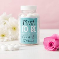 Personalised Mints - Mint To Be - Mint Gifts