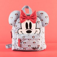 Image of Minnie Mouse Denim Backpack