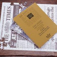 The Times Newspaper Jigsaw - 60th Birthday - Jigsaw Gifts