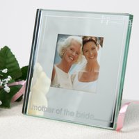 Spaceform Glass Mirror Frame - Mother Of The Bride