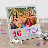 Milestone Frames 16th Birthday - 16th Birthday Gifts