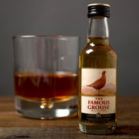 Famous Grouse Miniature - Personalised Gifts Gifts