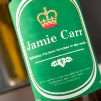 Personalised Beer - Definitely The Best In The World - Beer Gifts