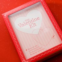 The Valentine Kit  - Make Your Own Valentine's Day Cards