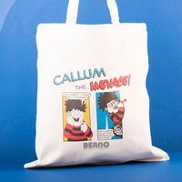 Personalised Beano Classic Tote Bag - Problem Solved - Beano Gifts