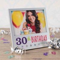 Milestone Frames 30th Birthday - 30th Gifts