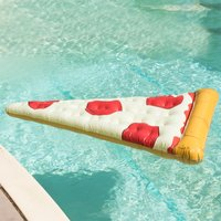 Inflatable Pizza Pool Float - Inflatable Gifts