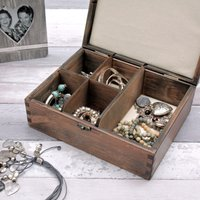 Personalised Luxury Jewellery Box - Jewellery Box Gifts