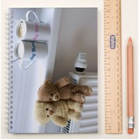 Personalised Notebook - Mugs & Bears - Bears Gifts