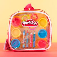 Play-Doh Activity Backpack - Red - Activity Gifts