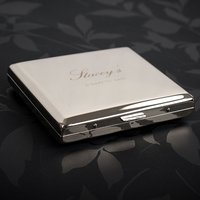 Engraved Cigarette Case - Cigarette Gifts