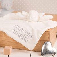Personalised Bambino Lamb Comforter Blanket - Blanket Gifts