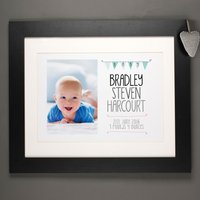 Photo Upload Print - Baby Bunting - Baby Gifts
