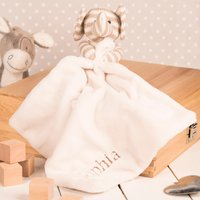 Personalised Bambino Elephant Soft Toy Comforter