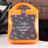 Personalised Mini Bike Repair Kit - Bike Gifts