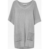 Heavenly Knitted Oversized Tunic Jumper