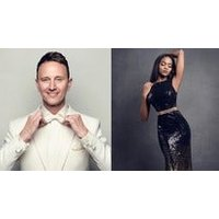Rhythm of the Night - An Audience with Ian Waite and Obi Mabuse
