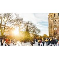 Natural History Museum Ice Rink - Kid's Skating Course (ages 6-16)