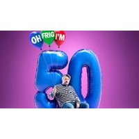 Richard Herring - Oh Frig, I'm 50!