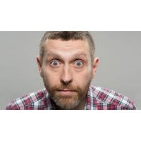 Dave Gorman with Great Powerpoint Comes Great Responsibilitypoint
