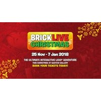 Bricklive (multiple times available)