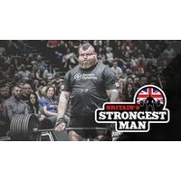Giants Live: Britain's Strongest Man