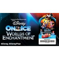 Disney On Ice + Collector Ticket