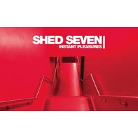 Shed Seven - 'Instant Pleasures' CD Album