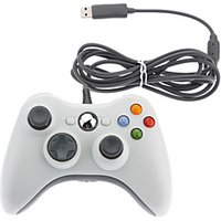 Wired USB Game Pad Controller for Microsoft Xbox 360  Slim PC Windows