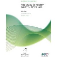 Image of The Study of Poetry Written After 1800 by