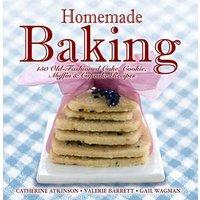 Image of Homemade baking by Catherine Atkinson|Valerie Barrett|Gail Wagman