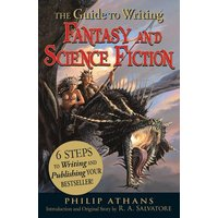 Image of The guide to writing fantasy and science fiction by Philip Athans