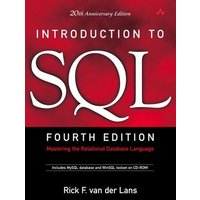 Image of Introduction to SQL by Rick F. Van der Lans