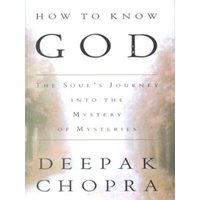 Image of How to know God - Deepak Chopra
