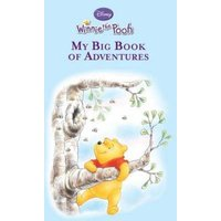 Image of My big book of adventures by A. A Milne|Ernest H Shepard|Disney Enterprises