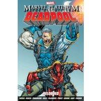 Marvel Platinum: Definitive Deadpool Reloaded