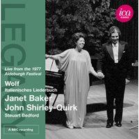 Image of Hugo Wolf - Wolf: Italienisches Lieder