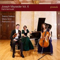 Image of Joseph Mayseder Kammermusik - Volume 6 by Joseph Mayseder CD Album