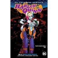 Harley Quinn TP Vol 2 Joker Loves Harley Rebirth
