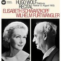Image of Hugo Wolf - Hugo Wolf: Recital (Salzburg Festival 12. August 1953)