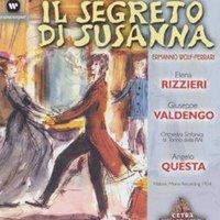 Image of Ermanno Wolf-Ferrari - Il Segreto Di Susanna