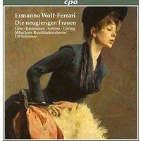 Image of Ermanno Wolf-Ferrari - Ermanno Wolf-Ferrari: Die Neugierigen Frauen